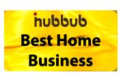 iHubbub Best Business Award Logo